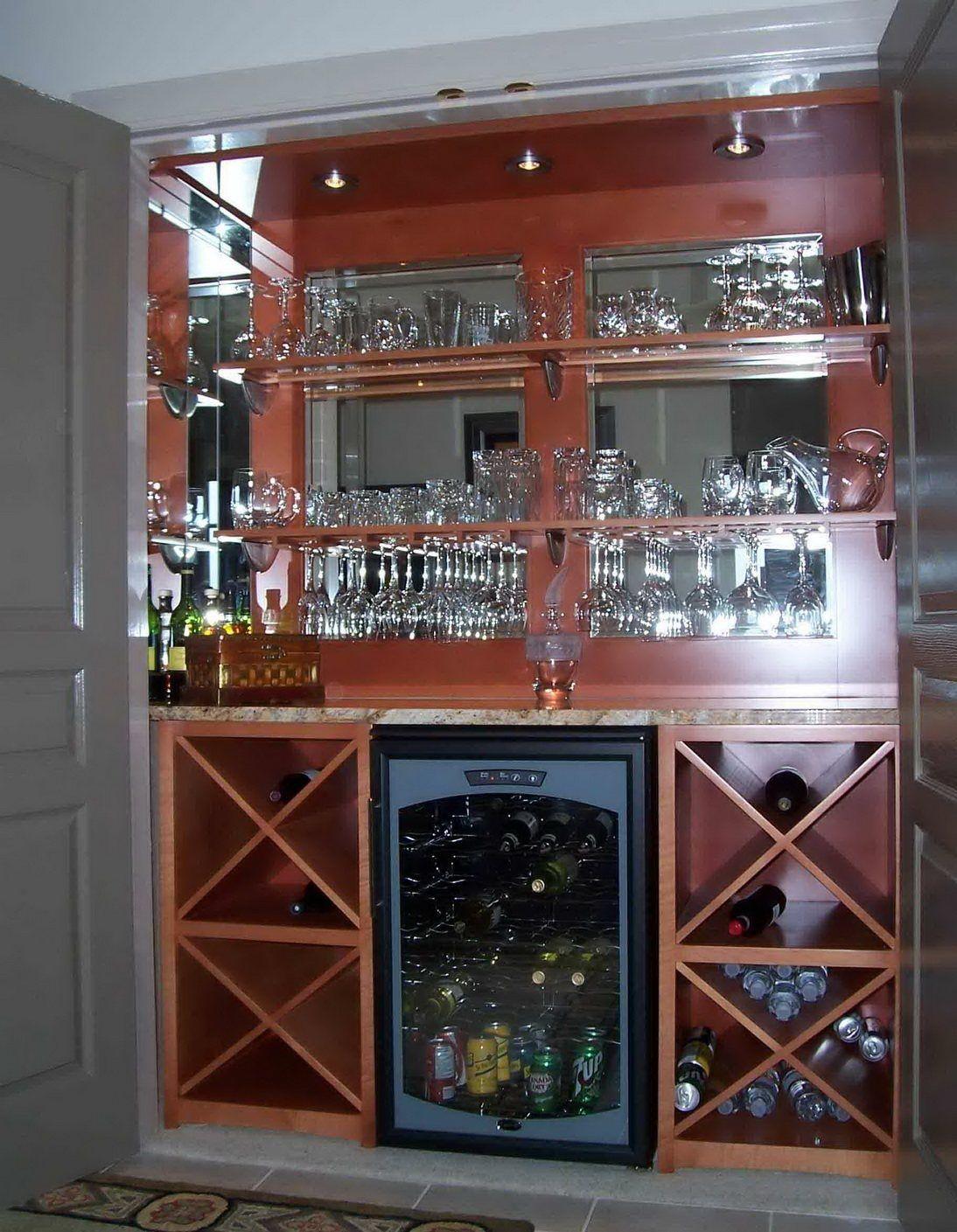 Cheerful Wine Cabinet Bar Furniture Rack Home Design