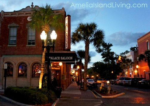 Fernandina beach nightlife