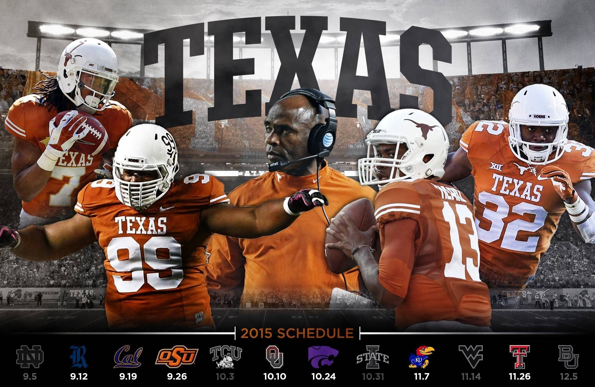 10 Most Popular Texas Longhorn Football Wallpapers Full Hd 1080p For