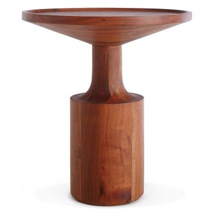 turn modern side table Tables & Desks Pinterest