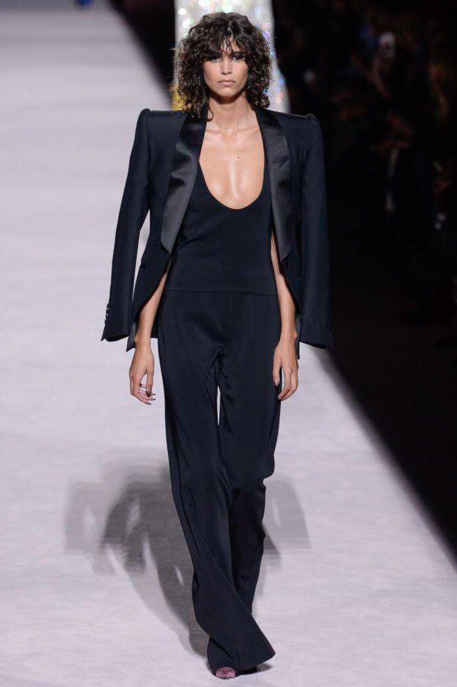 Tom Ford Spring 2018 Ready-to-Wear  Fashion Show Collection