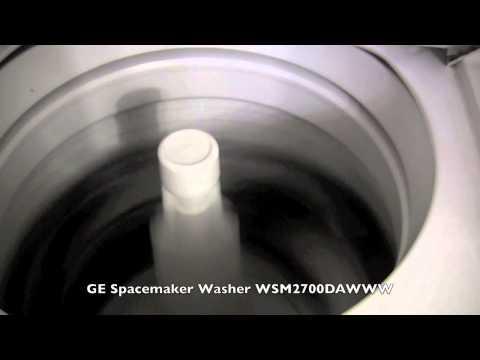 Washing Machine Noise Squealing Screeching Whining Ge Washer Spin Cycle Youtube In 2020 Spin Cycle Washing Machine