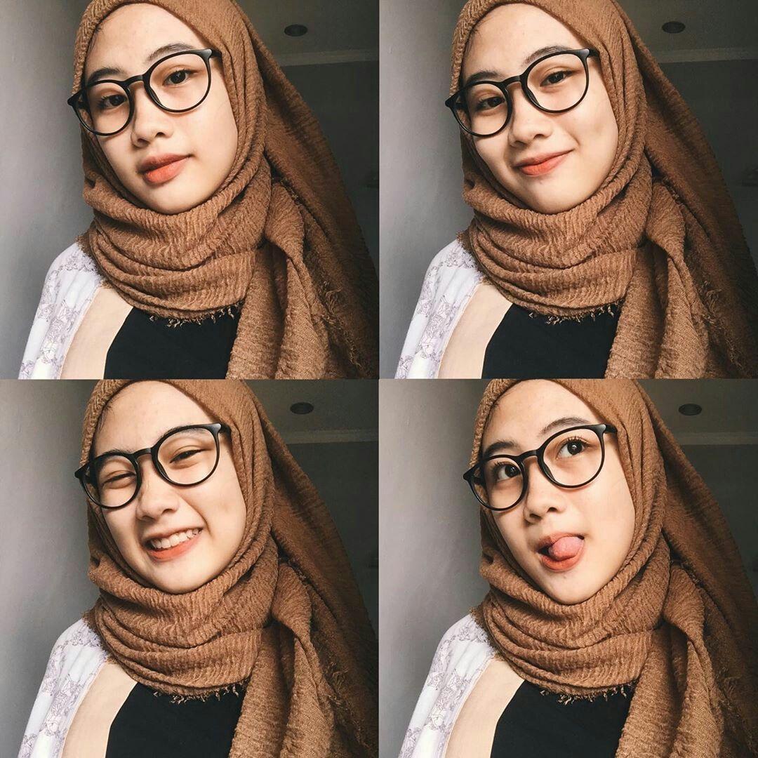Pin Oleh Adsam Di Hijab Girl Kursus Hijab Ekspresi Wajah Gaya Hijab