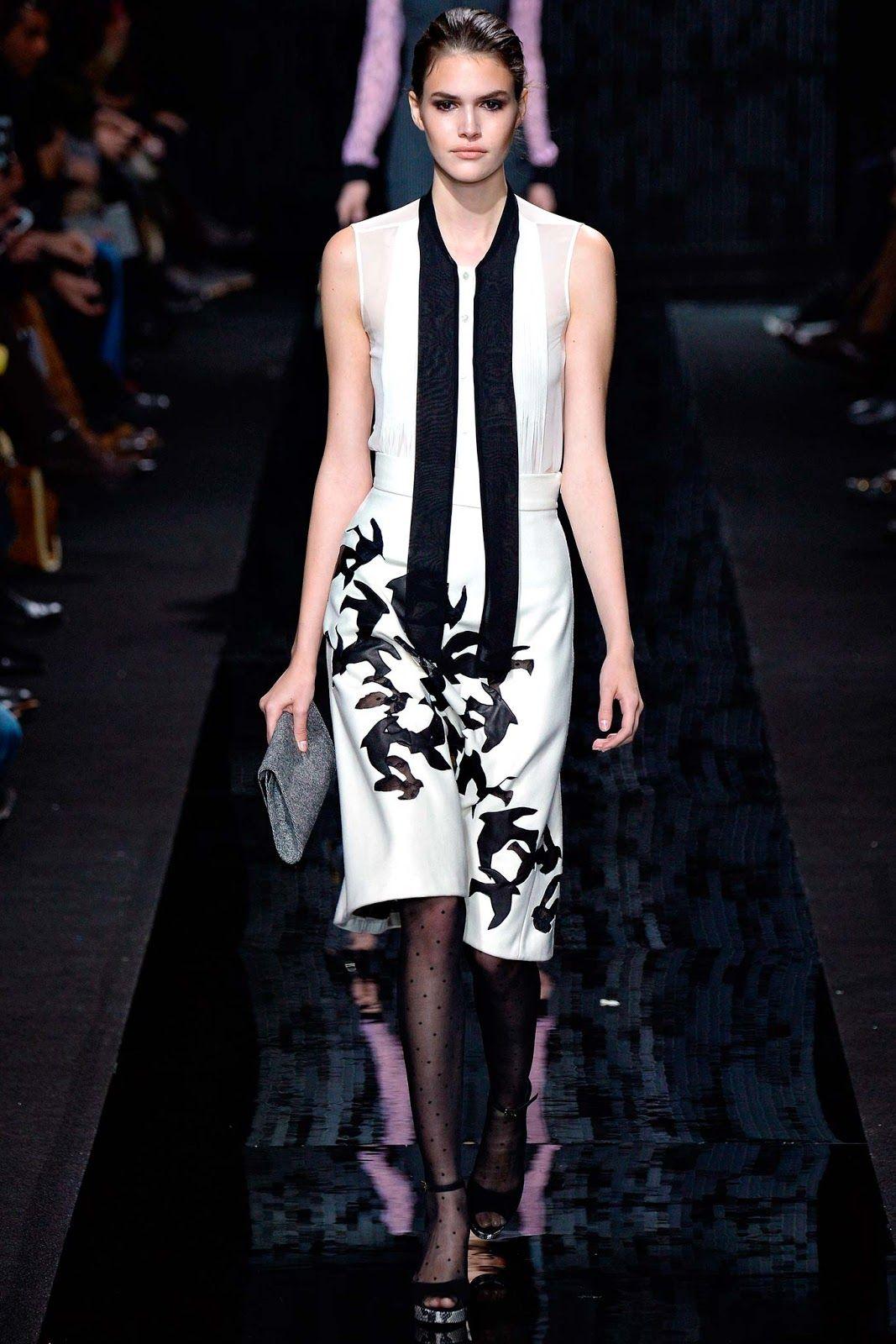 visual optimism; fashion editorials, shows, campaigns & more!: diane von furstenberg F/W 2015.16 new york