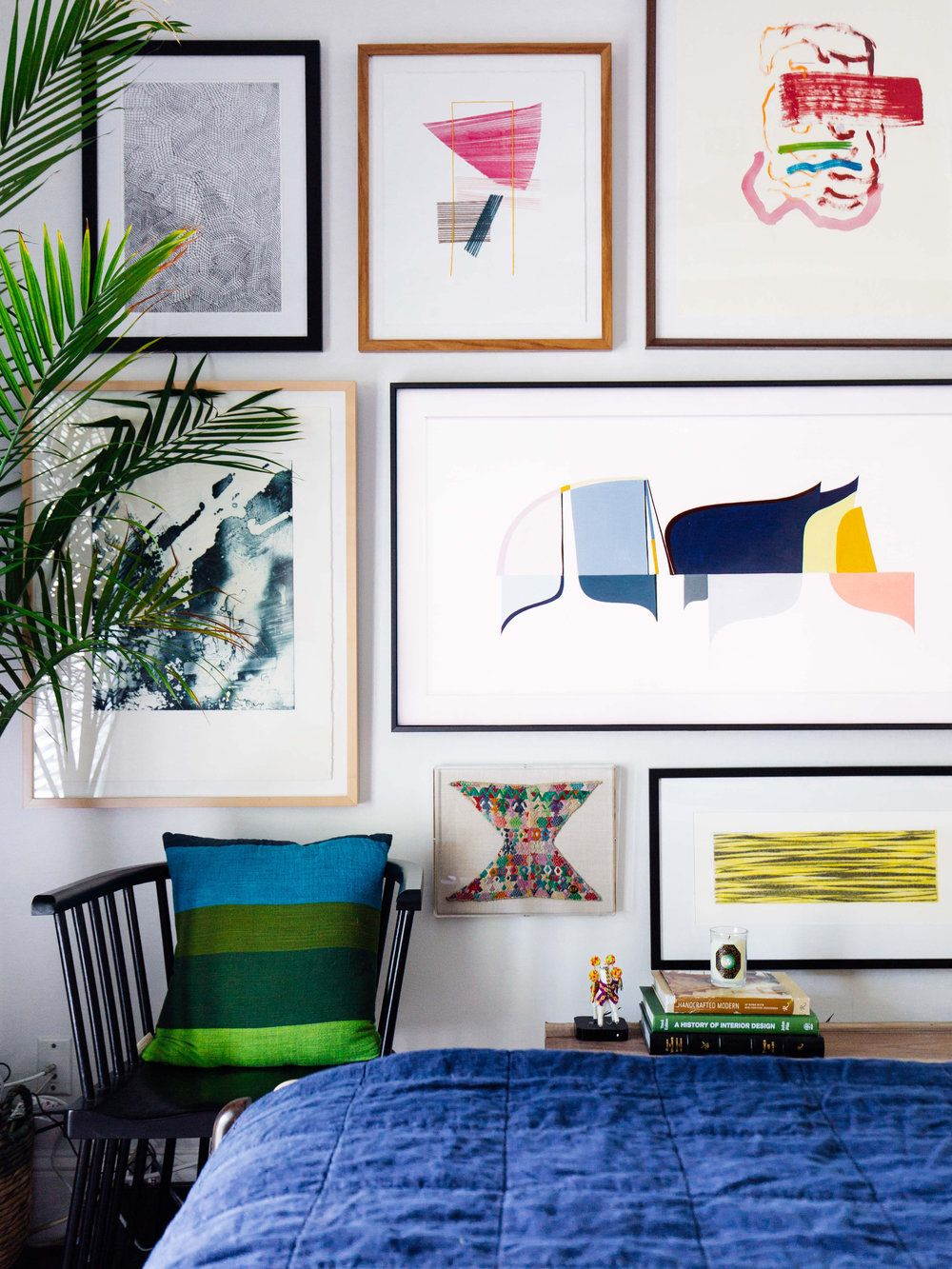 Creating a Gallery Wall with The Frame TV | For the wall | Pinterest