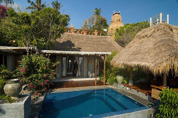 Photos of koh tao view point resort accommodation pool for Koh tao cabana koi pool villa