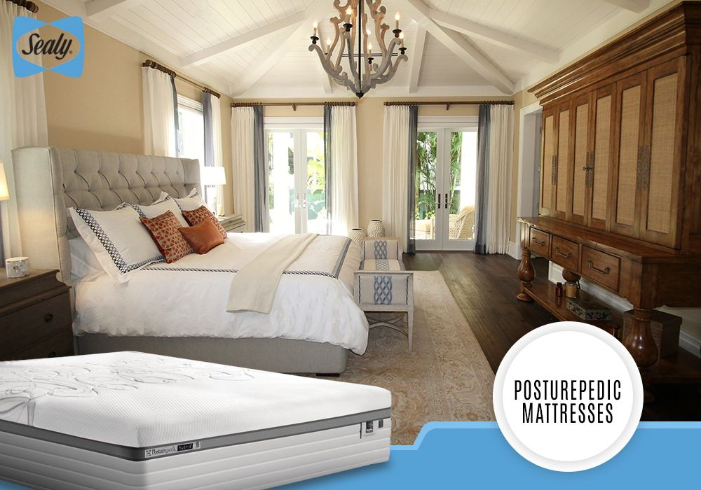 Sleep Is Better With Sealy With Images Comfort Mattress Posturepedic Mattress Quality Mattress