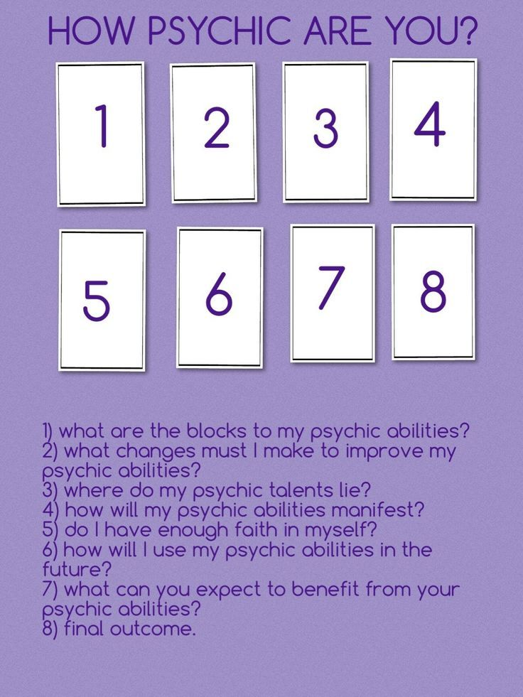 How psychic are you tarot learning reading tarot cards