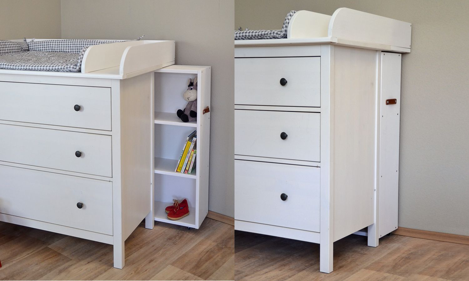 Photo of Changing top for IKEA Hemnes + Regal Paula – Geppetto workshop