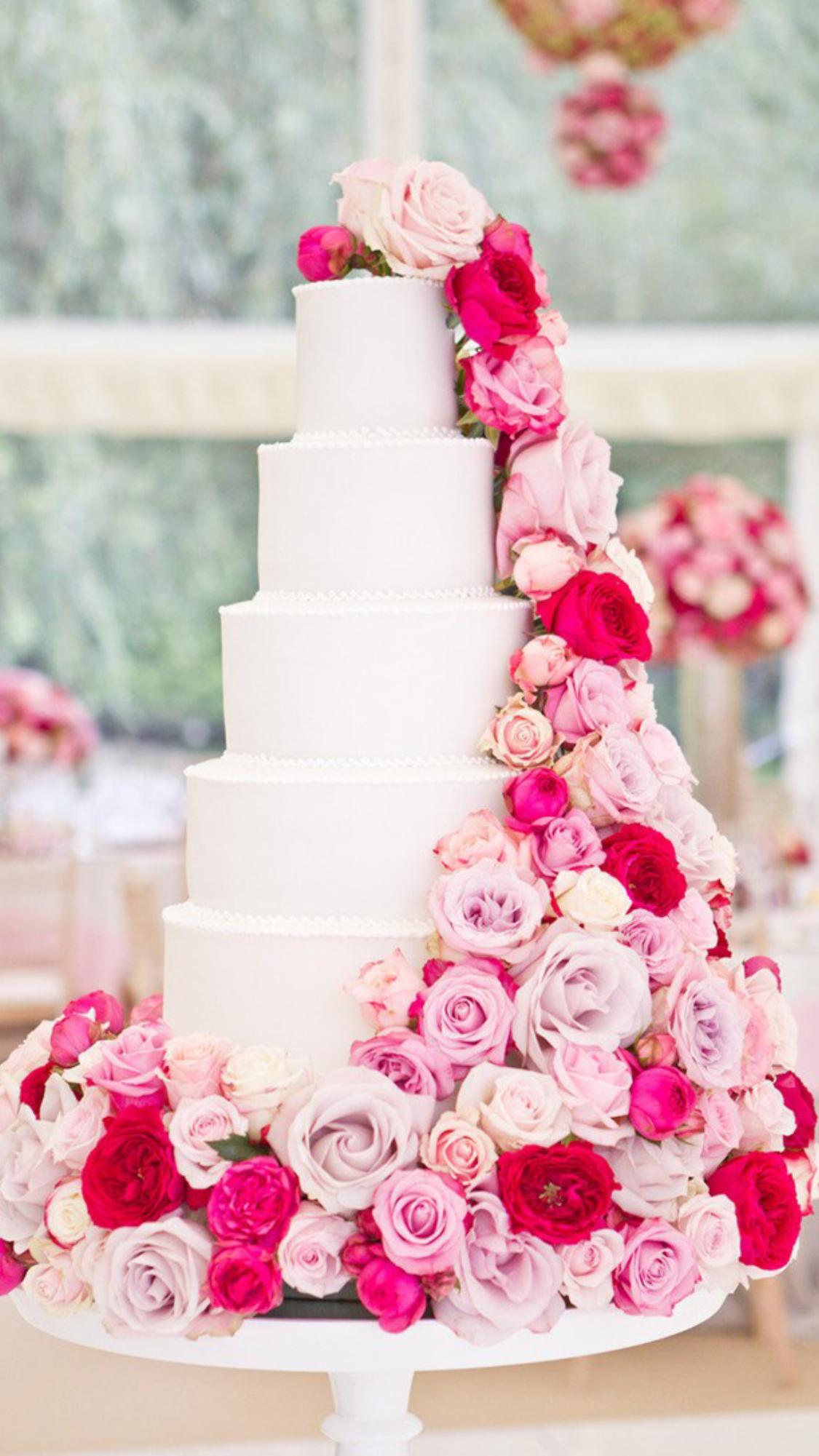 Pin by Lori Ann Wilson on Wedding Cakes   Pinterest   Wedding cake ...