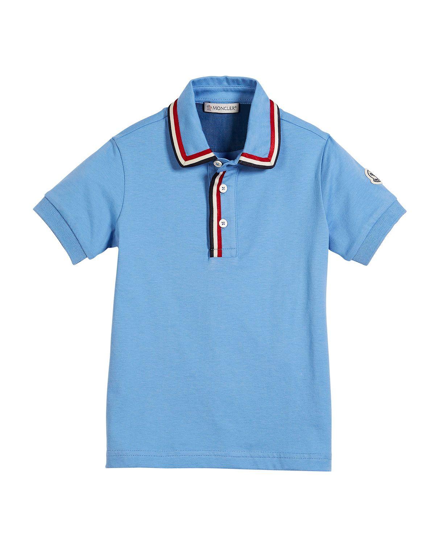 moncler short sleeve shirt
