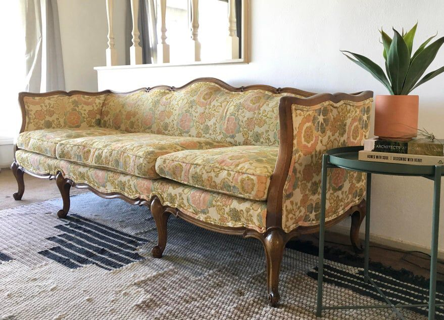 Vintage Mid Century Cocheo Bros French, French Provincial Furniture Chicago