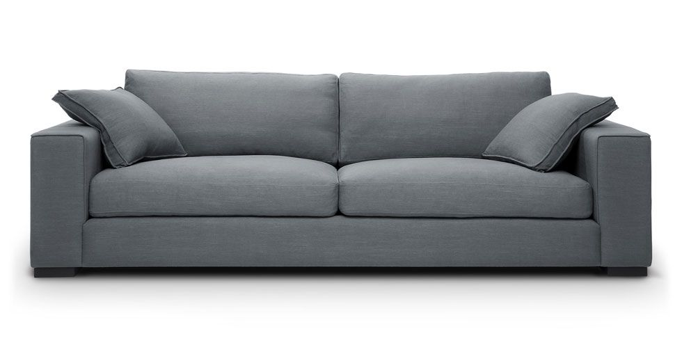 Sitka thunder gray sofa
