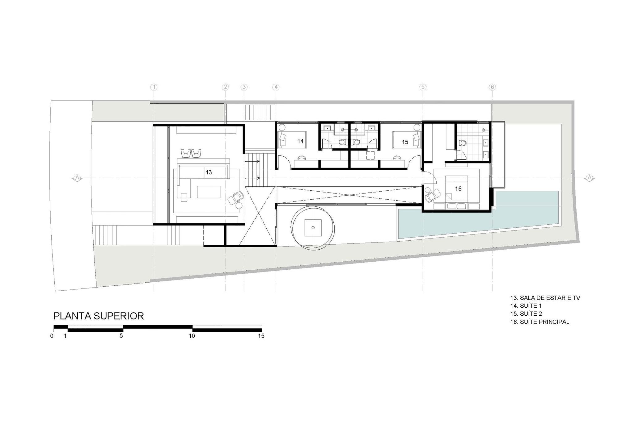 diseño de moderna casa de dos pisos más planos fachada con un