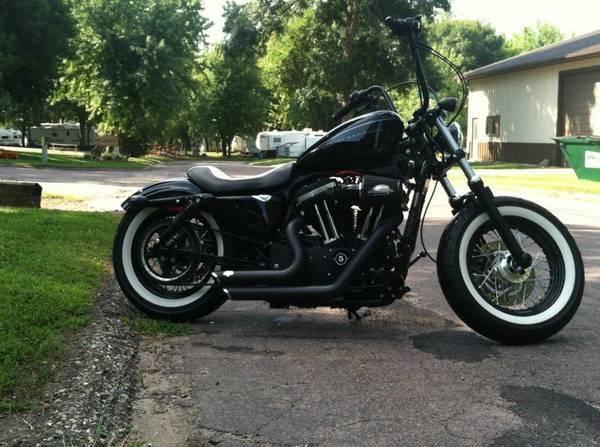 white wall tires for 2007 nightster | 2010 Harley Davidson Sportste