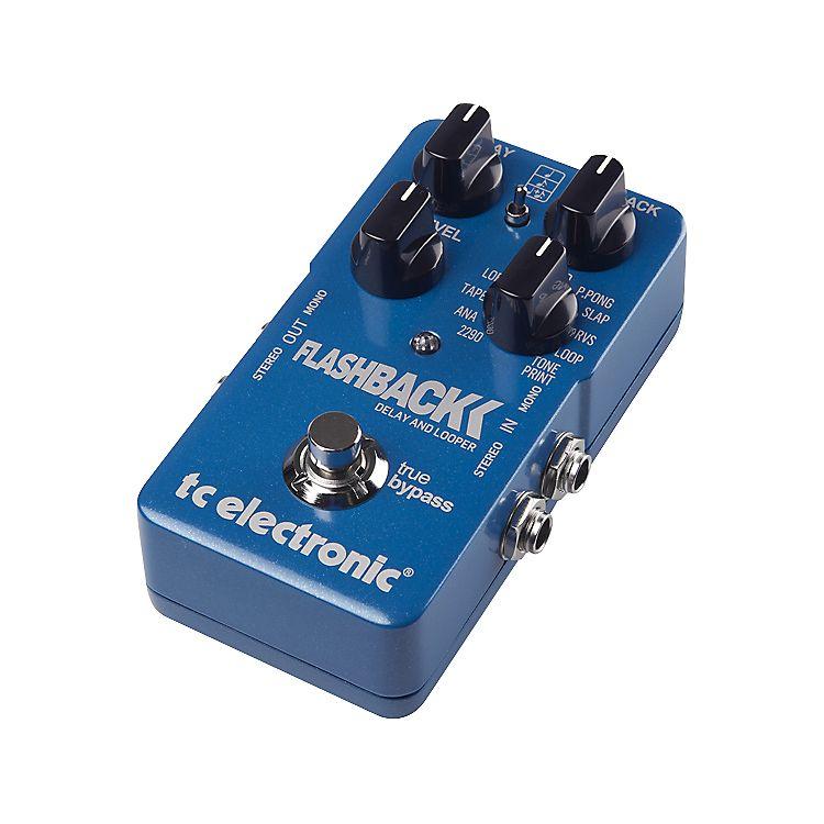 flashback delay toneprint series guitar effects pedal pedal board p dales de guitare. Black Bedroom Furniture Sets. Home Design Ideas
