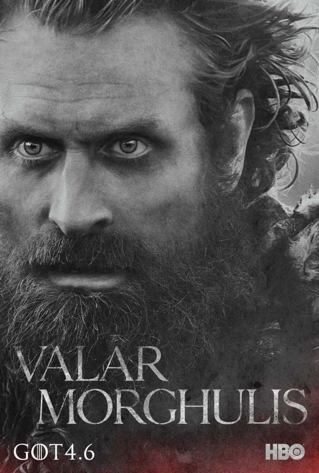 'Game of Thrones' Season 4 Character Posters