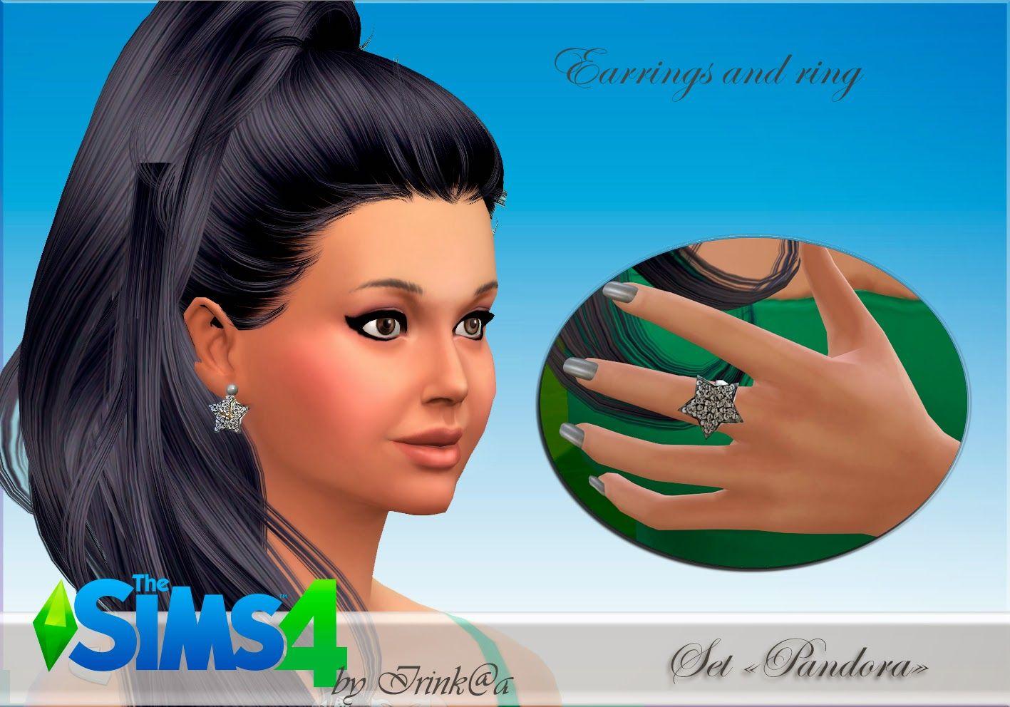 """Irink@a: TS4. Set """"Pandora"""""""