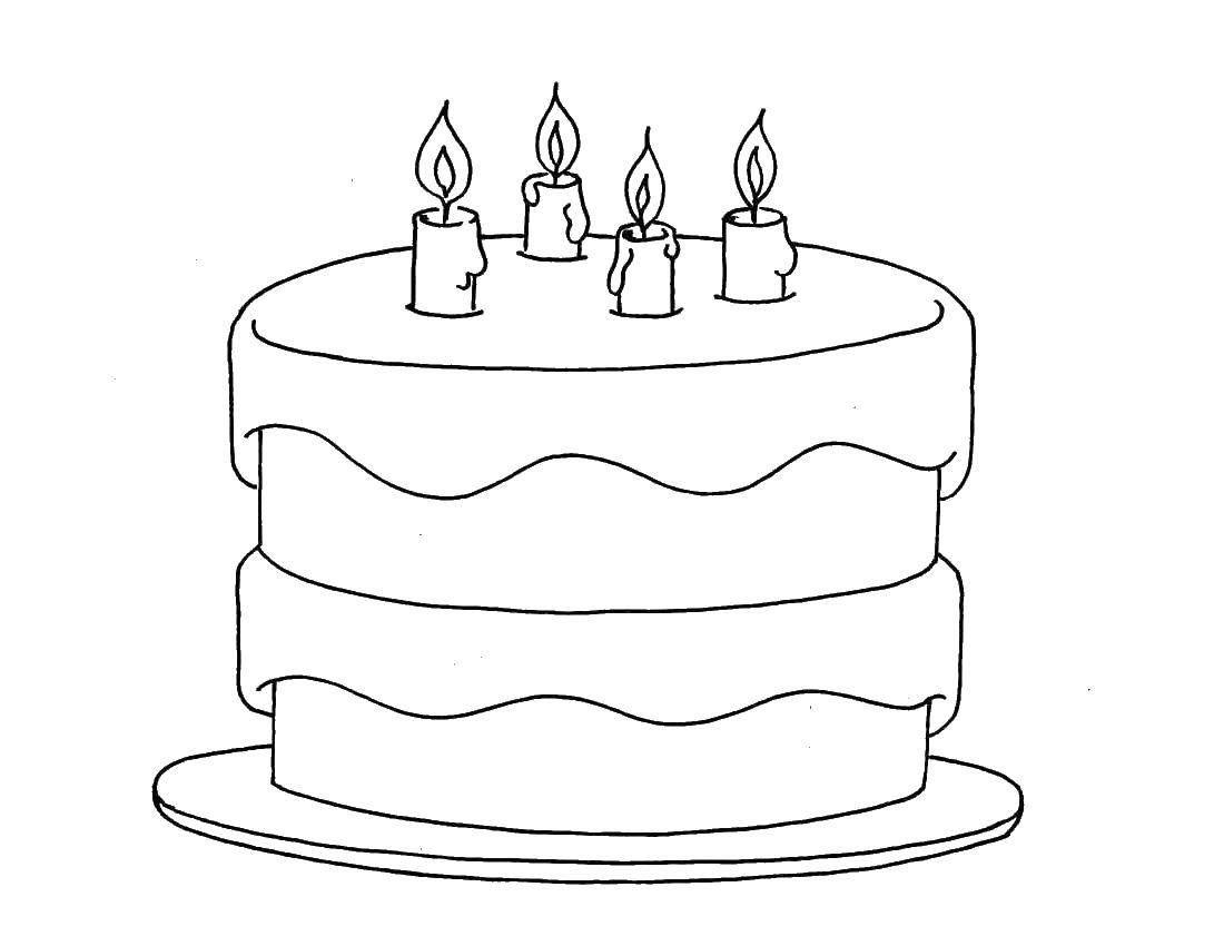 шаблон картинки торта прояснить ситуацию