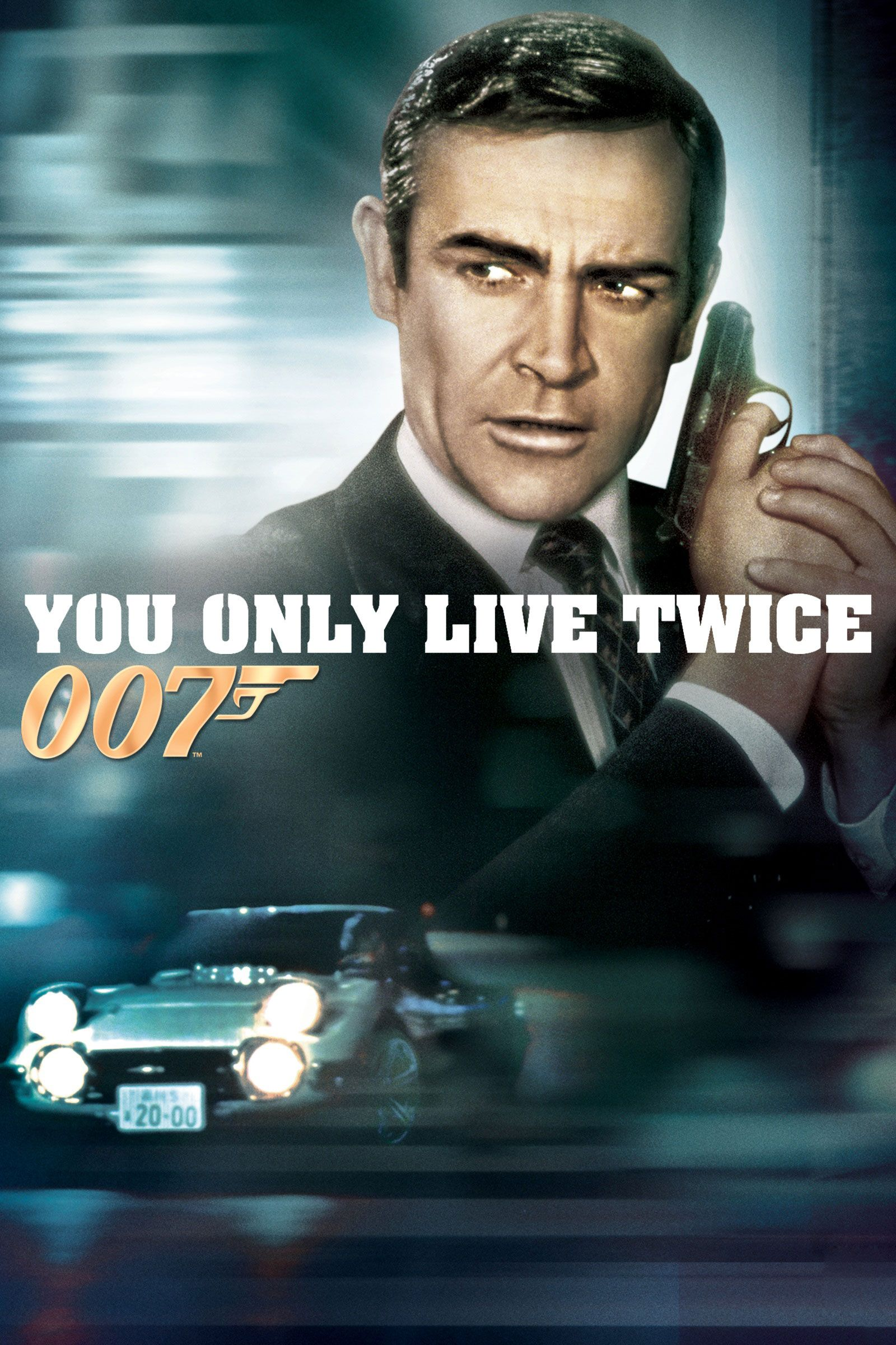You Only Live Twice Jpg 1 600 2 400 Pixels Twice Agente 007 Filmes