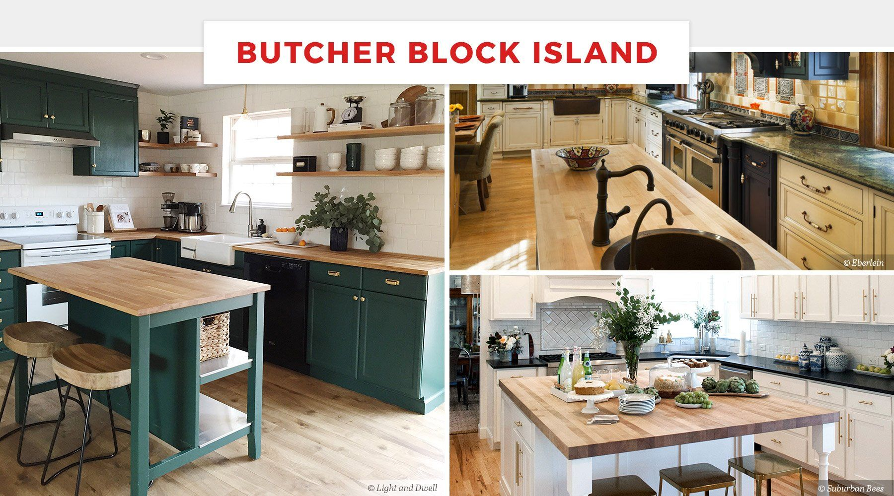 Butcher Block Kitchen Islands Save The Rest Of Your Countertops From Damage By Giving You A Separate Worke For Cutting Read On To Learn More About
