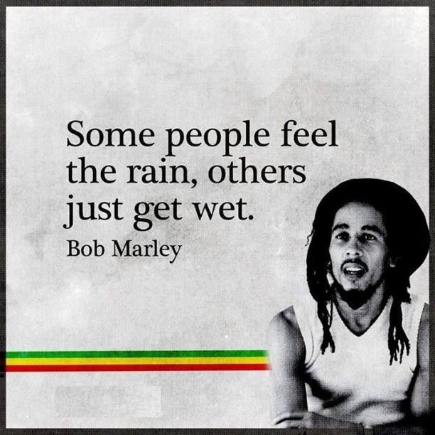 Bob Marley Love Quotes Bob Marleyi Love This Quoteit's All About Perspective And