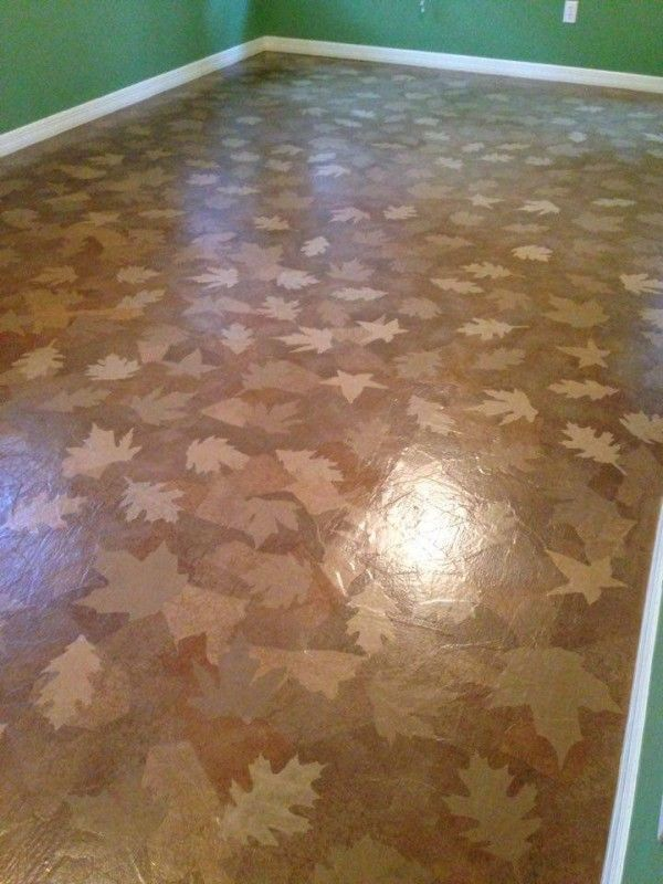 How To Make Beautiful Brown Paper Bag Floors Paper Flooring