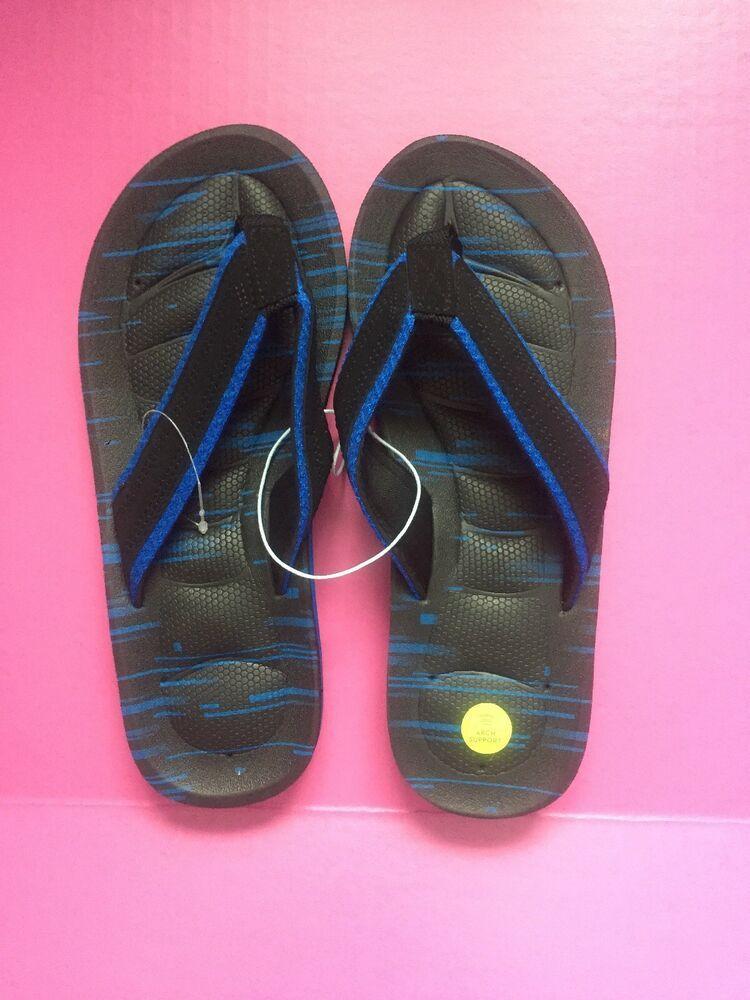 d3dbac1d496 Boys Tek Gear Flip Flops Size 7 black with blue accent.  fashion  clothing   shoes  accessories  kidsclothingshoesaccs  boysshoes (ebay link)