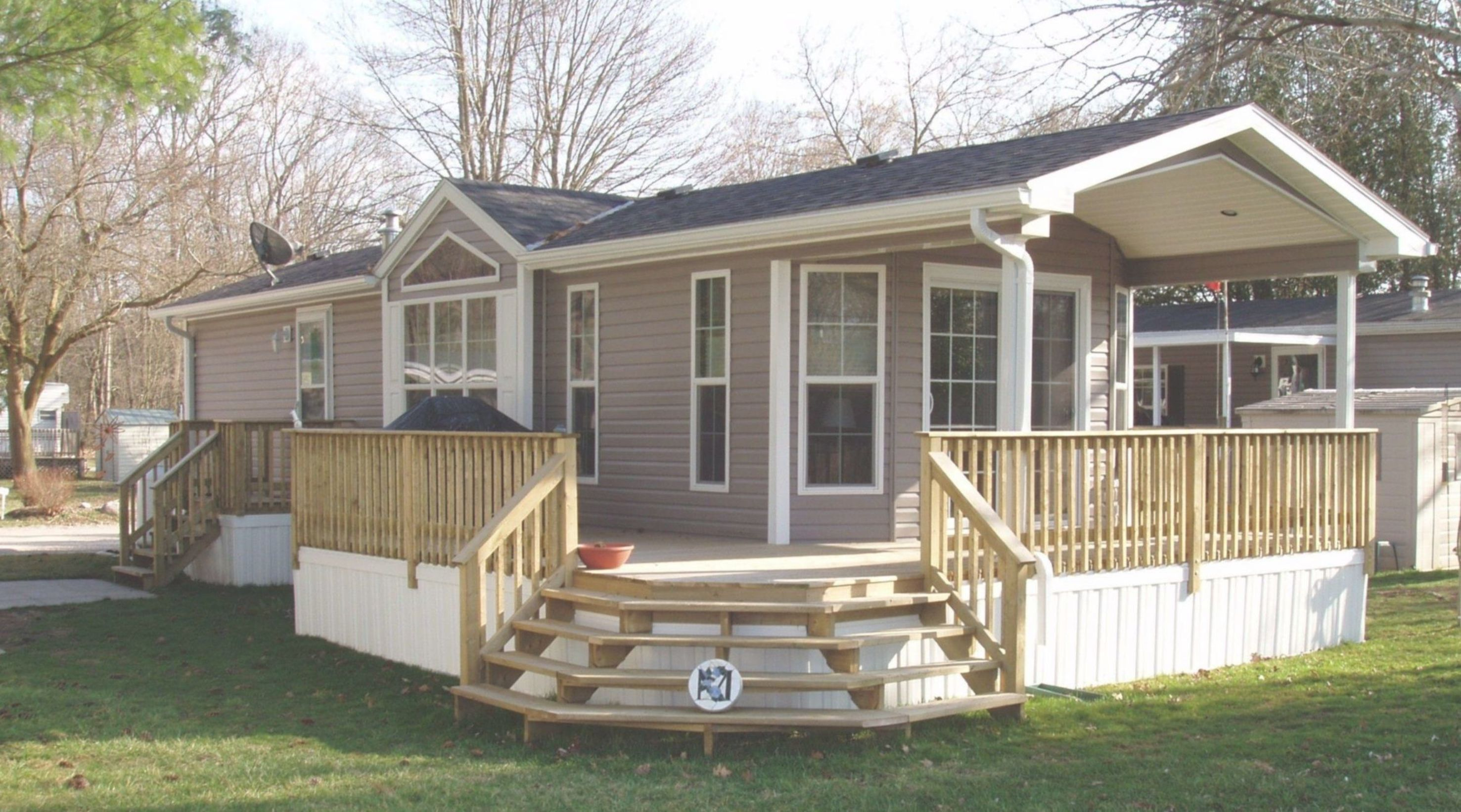 Pin By Steve On Mobile Home Decor Board Manufactured Home Porch Mobile Home Porch Mobile Home Deck