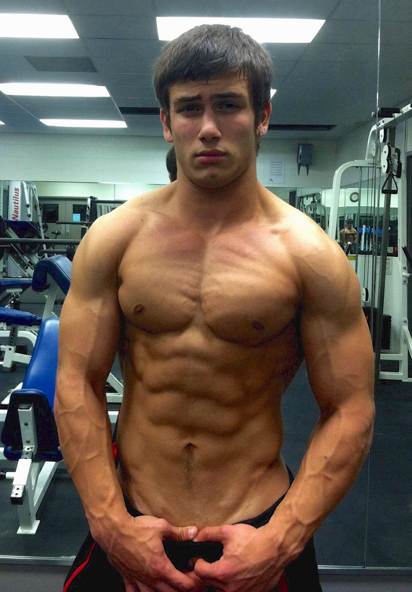 frat muscle