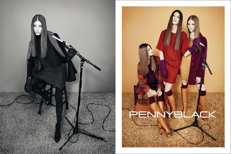 PENNYBLACK - F/W 2012 - CAMPAIGN