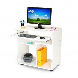 home office computer. Modren Home Modern Home Office Computer Desk In White Httpabreocouk White  ComputerDesk Modern Intended