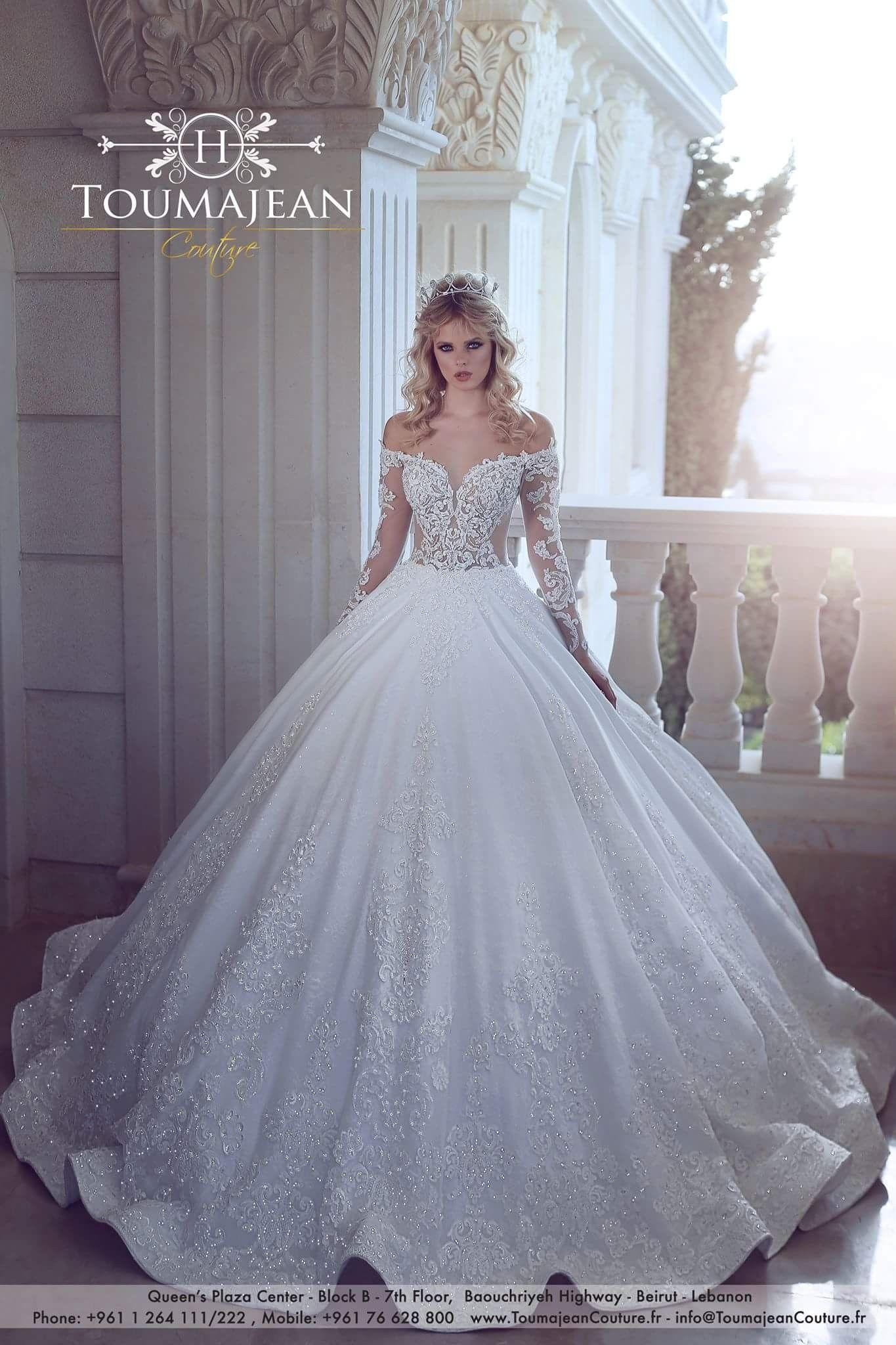Wedding Dress Princess Princess Wedding Dresses Dream Wedding Dresses Ball Gowns Wedding [ 2048 x 1365 Pixel ]