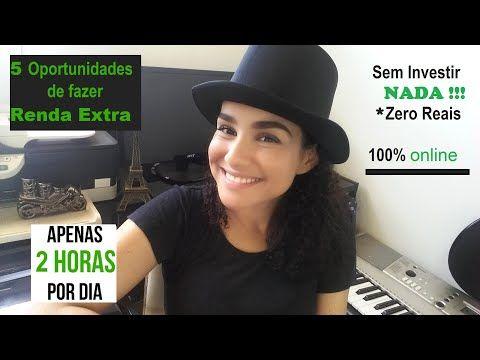 Como Fazer RENDA EXTRA na Internet de R$200 a R$600 mesmo SEM EXPERIÊNCIA investindo ZERO reais!