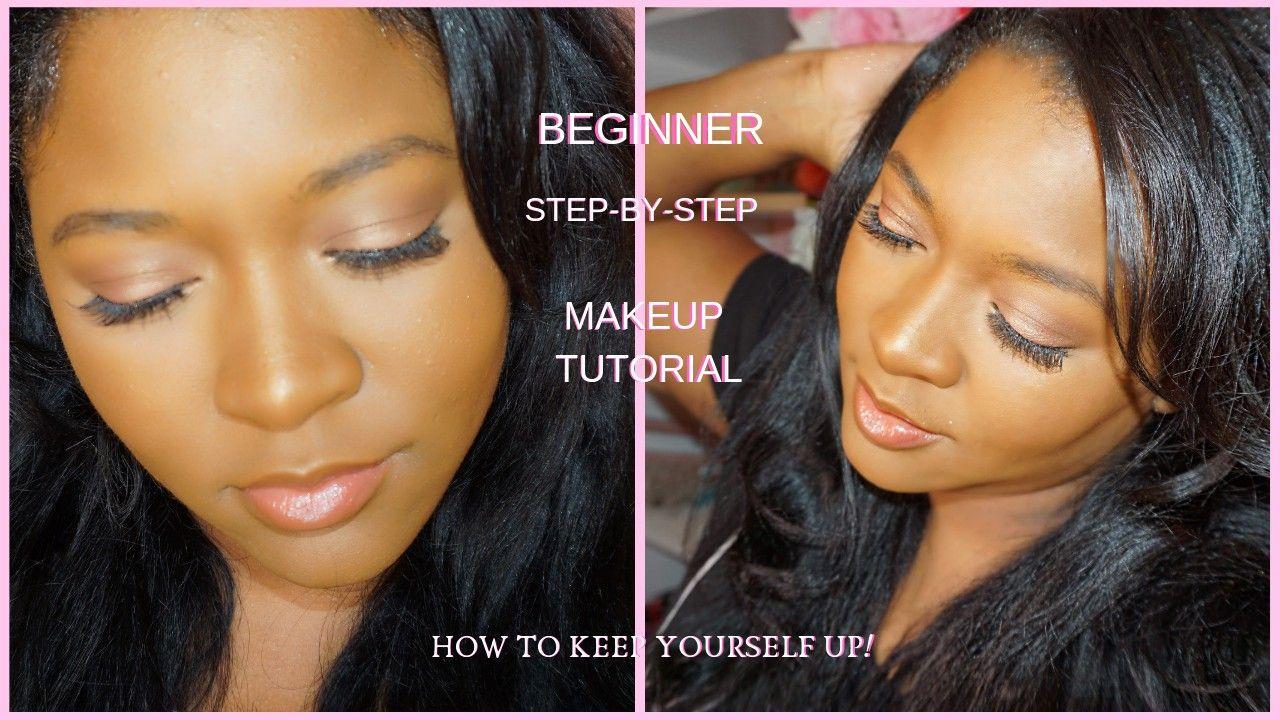 Simple Drugstore Makeup Makeup tutorial for beginners