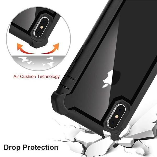 coque protection iphone xs ultra resistante