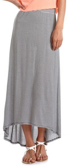 #Charlotte Russe          #Skirt                    #Striped #Hi-Low #Maxi #Skirt: #Charlotte #Russe    Striped Hi-Low Maxi Skirt: Charlotte Russe                                    http://www.seapai.com/product.aspx?PID=1088941