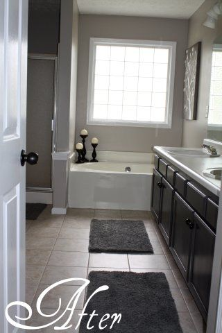 Best Master Bath After Behr Ultra Premium Plus Primer Walls 400 x 300