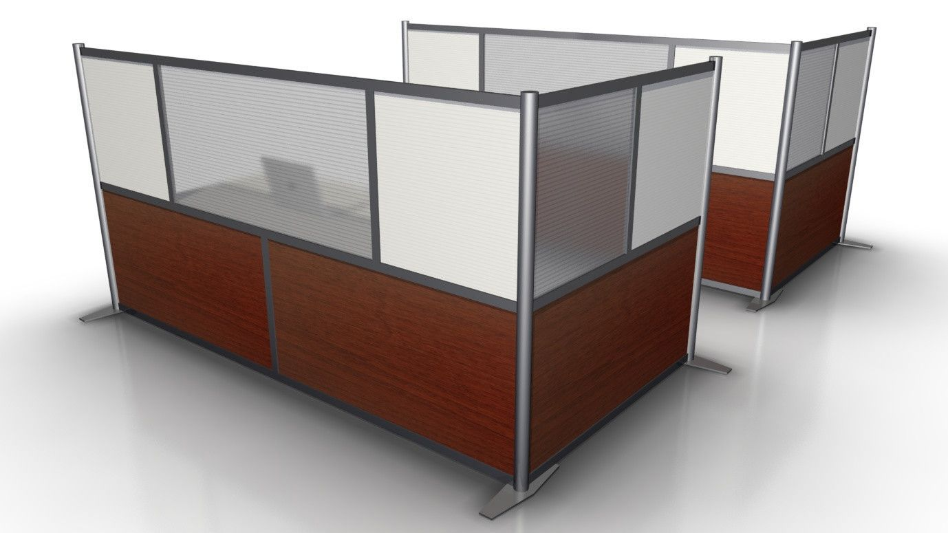 office divider wall. L-Shaped 100\ Office Divider Wall