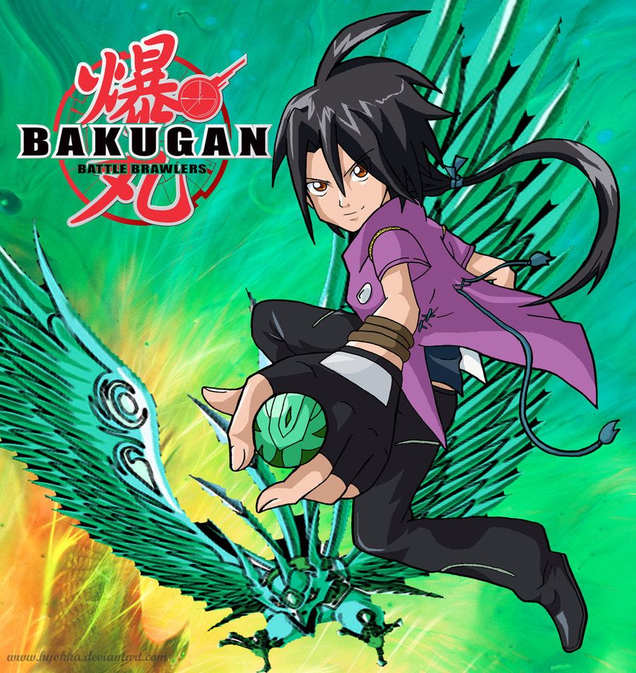 Bakugan Shun by 2048Terrabit on DeviantArt Bakugan