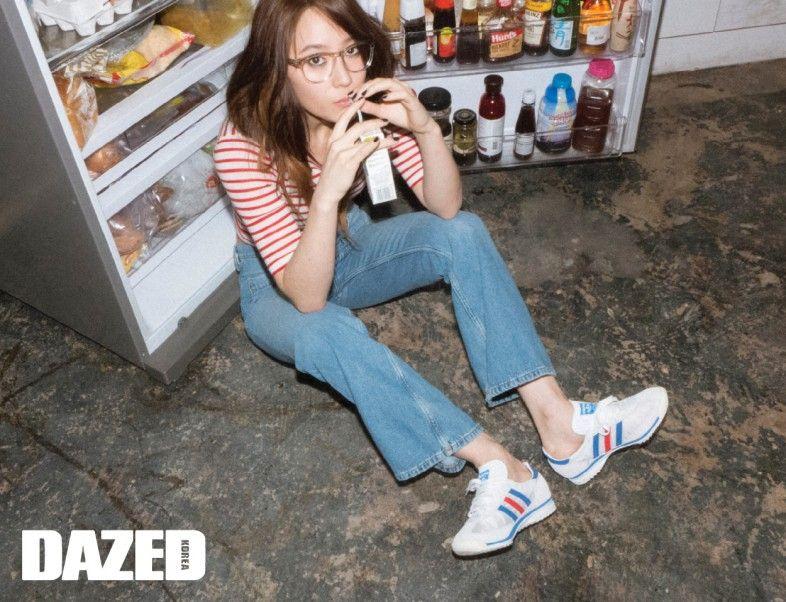 [OFFICIAL] 150318 f(Krystal) = Dazed Magazine April Issue [19P] – f(♥)