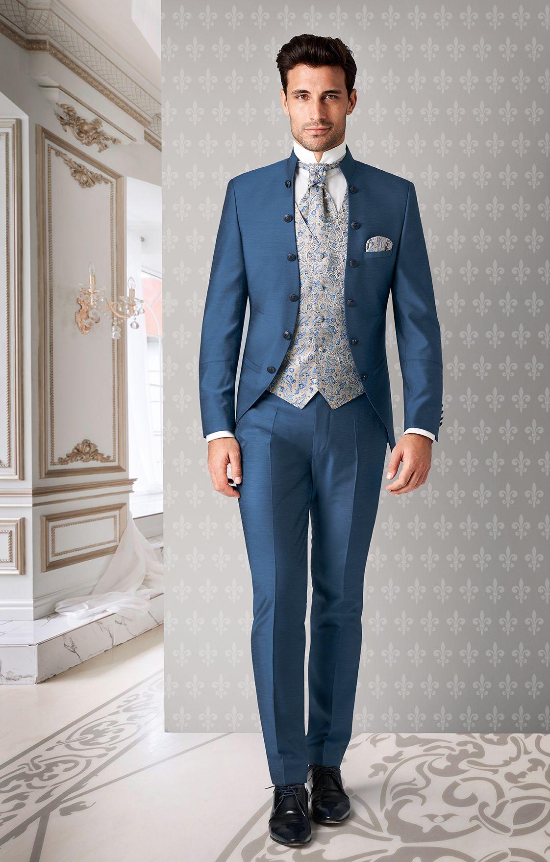 Die Neuen Royalen Tziacco Hochzeitsanzug Trends Sind Ab Dem 15 04 2019 Im Fachhandel Erhalt Mann Anzug Hochzeit Hochzeitsanzug Brautigam Herrenanzuge Hochzeit