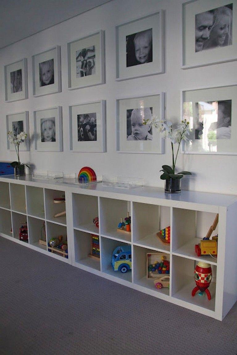 54 Adorable Basement Playroom Decorating Ideas Playroom Playhousebuildingplans Decoratingideas Playroom Decor Home Playroom Storage