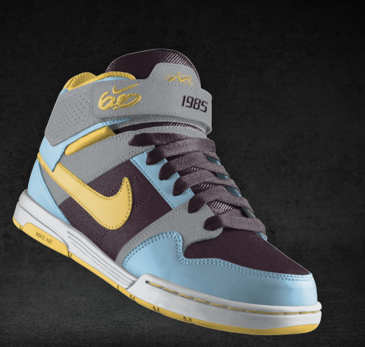 entrada Distracción Pino  My AIR MOGAN MID 2 iD SHOE | Nike air force sneaker, Sneakers nike, Shoes