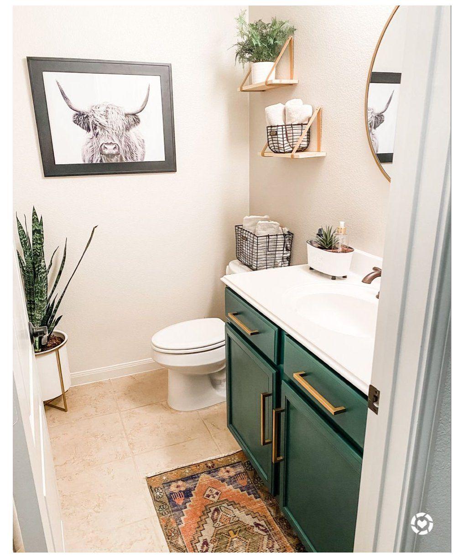 20+ Green Bathroom Decor   MAGZHOUSE