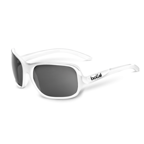 69a75818f0ccf Bolle KASSIA Shiny White   Black Polarized TNS. Find this Pin and more on Women s  Sunglasses ...