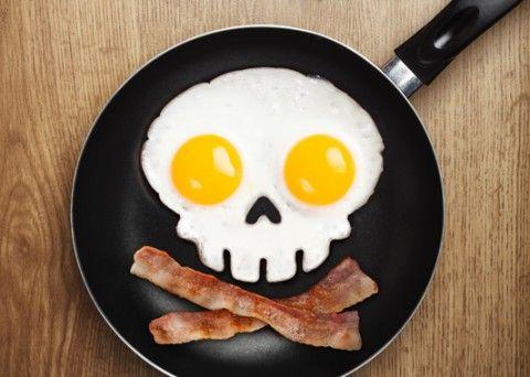 Skull Eggs