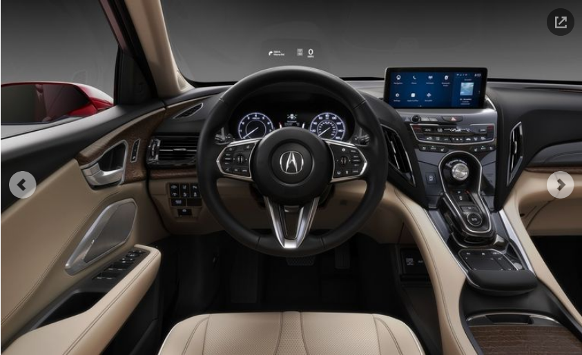 2019 Acura Rdx Acura Rdx Most Reliable Suv Best Compact Suv