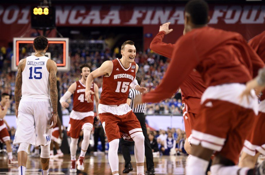 Gallery top photos from wisconsin vs kentucky in the