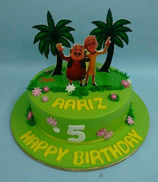 Motu Patlu Cake Designer Cakes Pinterest Cake Cake Designs